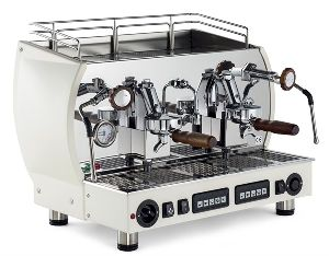 Altea Wood Espresso Coffee Machine